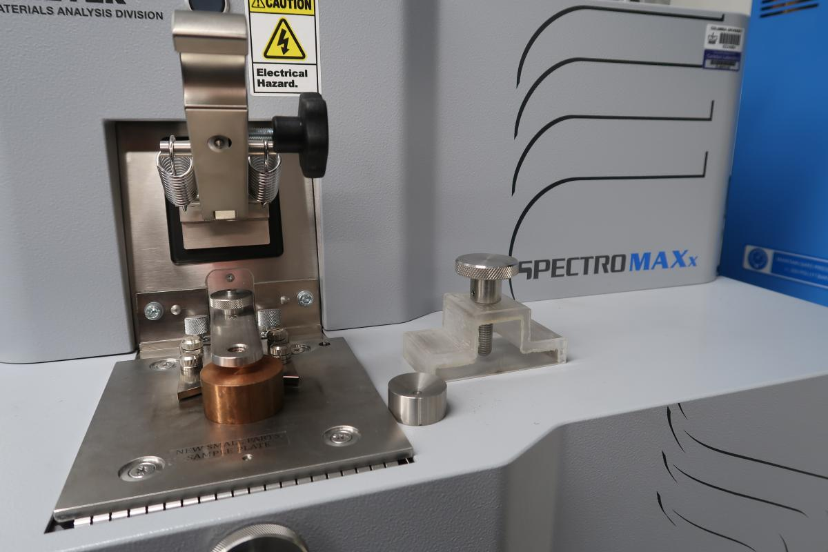 SpectroMaxx SparkOES