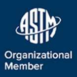 ASTM International Organizational Member Logo