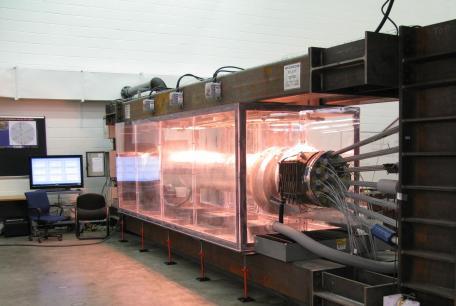 Full-Scale Bridge Cable Corrosion Chamber