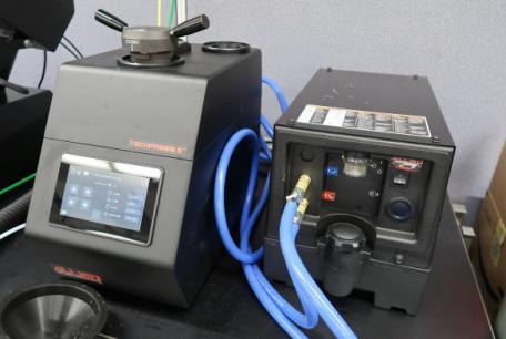 Allied High Tech TechPress 3 Mounting Press