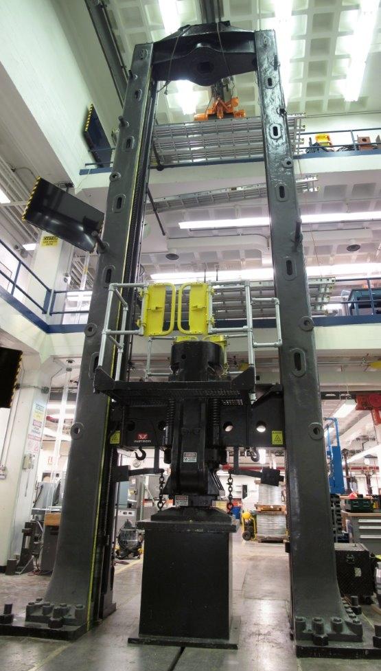 Southwark-Emery Universal Testing Machine.