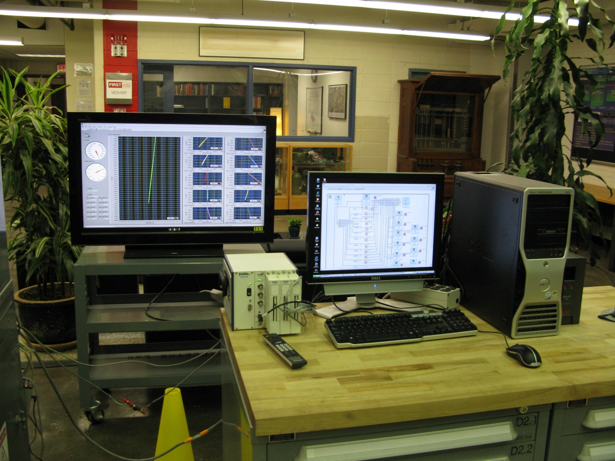 Data Acquisition Systems