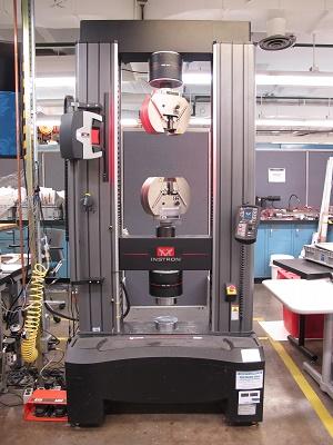 Instron 5984 34k Universal Testing Machine Carleton