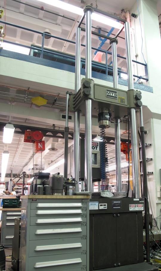 mts testing machine